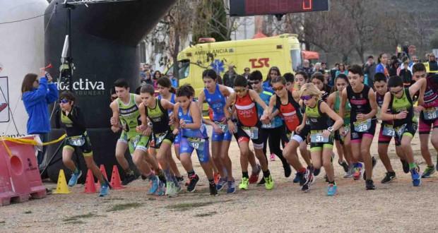 Concluyen en Aragón unos Juegos Escolares de Triatlón 2018-2019 de récord