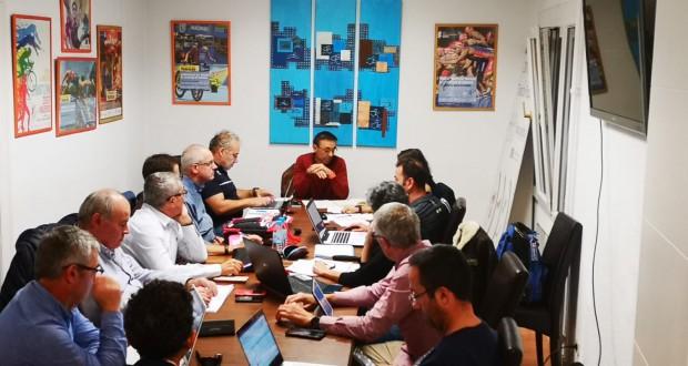 La Junta Directiva y la Comisión Delegada se reúnen en Madrid y se aprueba el calendario 2020, entre otras propuestas
