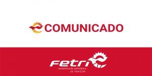 Comunicado de la Junta Directiva de la Federación Española de Triatlón