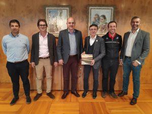El Consell de Ibiza acoge la primera reunión técnica de preparación para el Mundial Multideporte de 2022