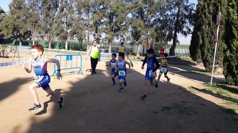 Éxito organizativo de la 3ª jornada del Triatlón Divertido Judex Menores en Extremadura