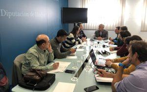 Nueva reunión del Comité Ejecutivo Seguridad del Campeonato de Europa de Duatlón de Punta Umbría y Copa de Europa de Triatlón de Huelva