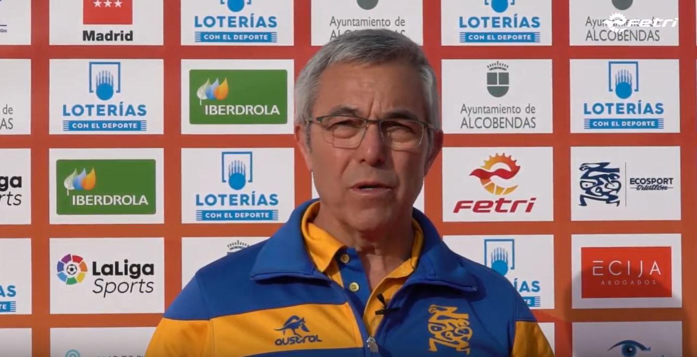 Paco Soriano #FETRIAlcobendas