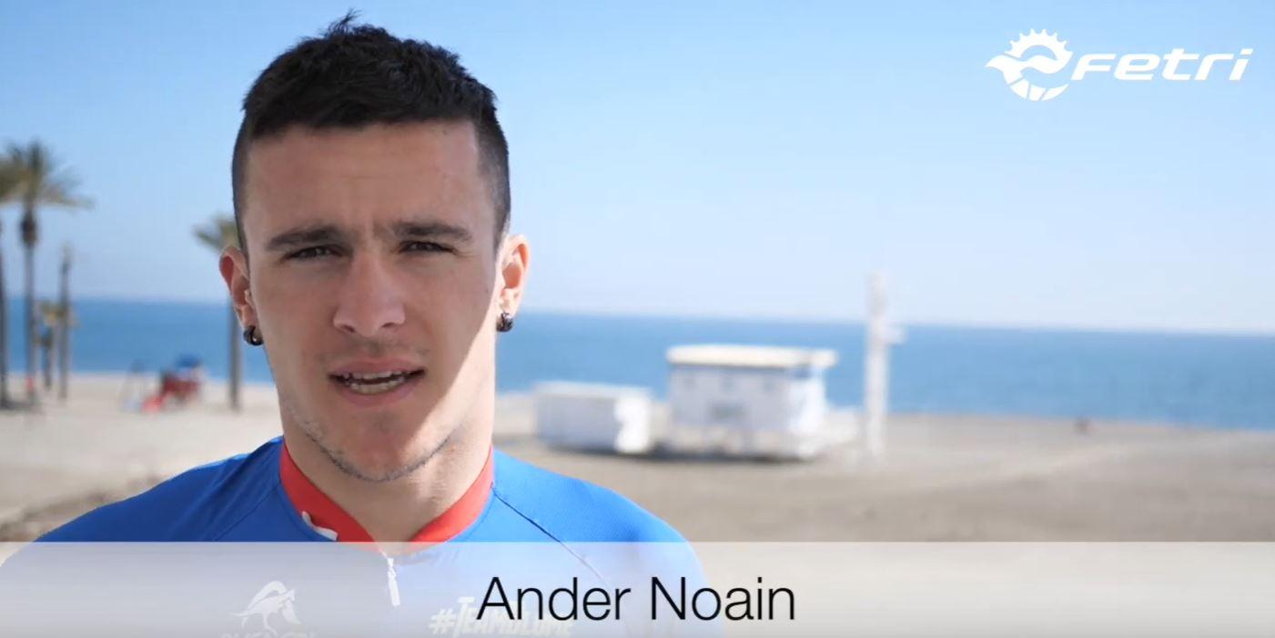 #TEAMBLUME – Ander Noaín