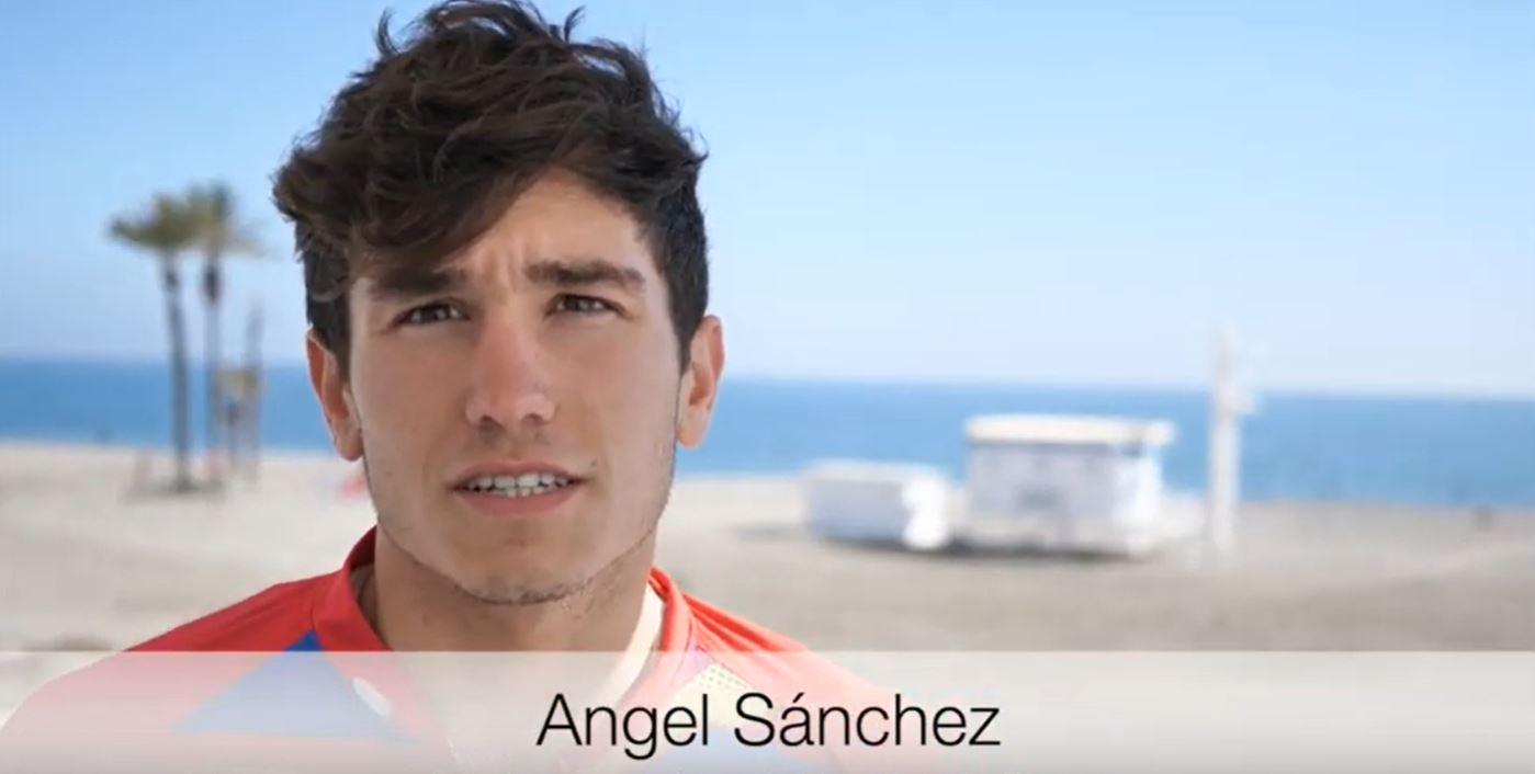 #TEAMBLUME – Ángel Sánchez