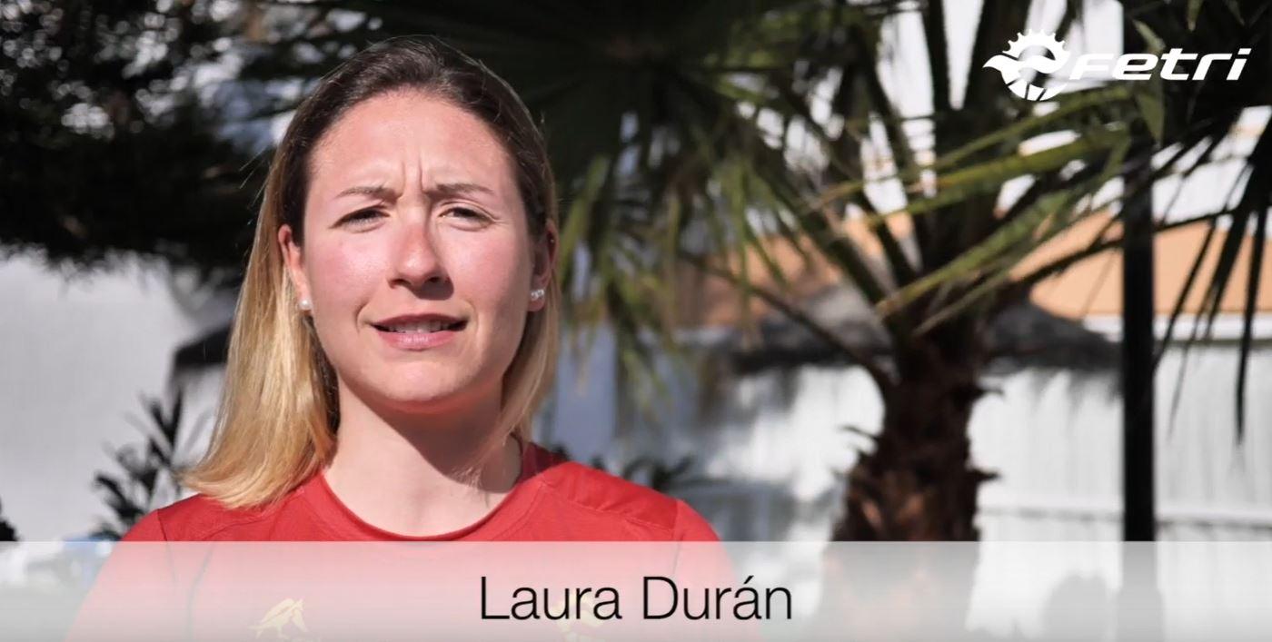 #TEAMBLUME – Laura Durán