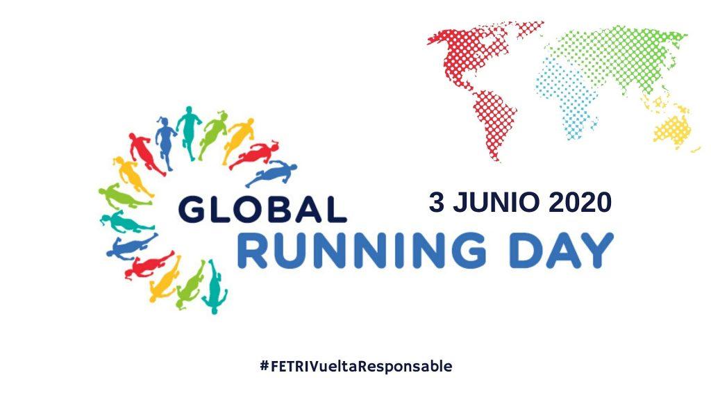 Suma kilómetros #FETRIVueltaResponsable el próximo 3 de junio en el día de la Carrera a pie