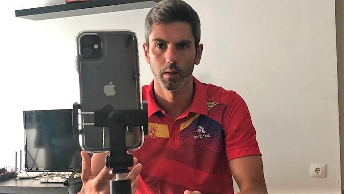 """""""Tengo plaza fija para los Juegos, 'solo' queda llegar en el mejor momento posible"""""""