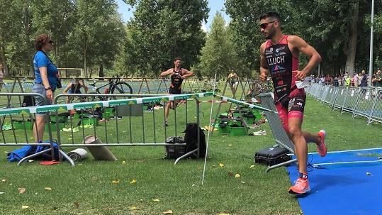 La Federación Española de Triatlón trabaja por la seguridad en el regreso de las competiciones en Almazán