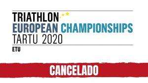Cancelado el Campeonato de Europa de Triatlón en Tartu