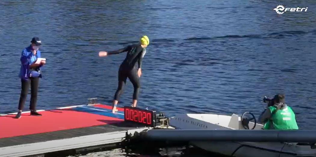 #FETRIPontevedra Cadetes – Campeonato de España de Triatlón Sprint