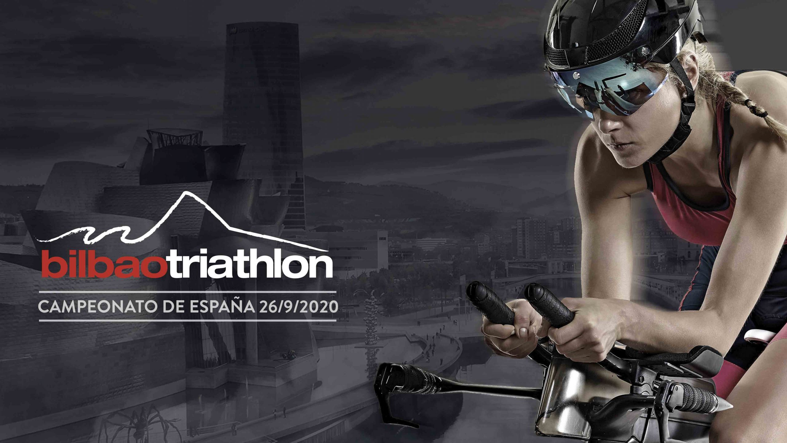 Sede blindada y límite de participación para el Campeonato de España de Triatlón Media Distancia Bilbao 2020