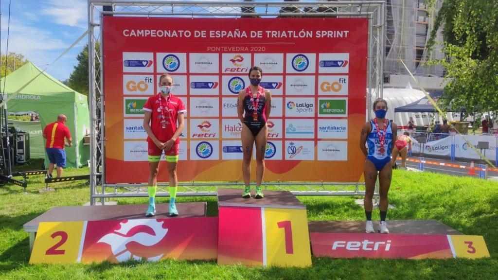 podium elite fem