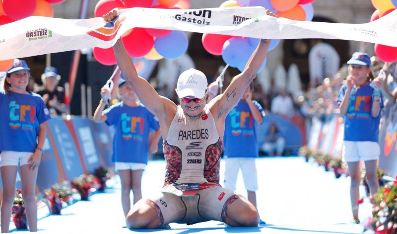 El triatlón español, conmocionado con el fallecimiento del triatleta internacional Diego Paredes