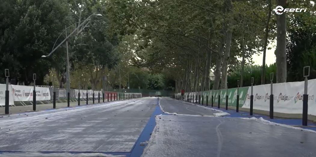 #FETRIBanyoles Presentación sede Campeonato de España de Triatlón y Copa de Europa Júnior