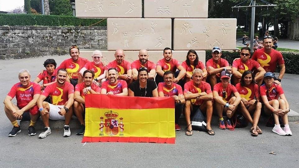 ¿Quieres representar a España en el Campeonato de Europa de Triatlón LD Roth 2021?