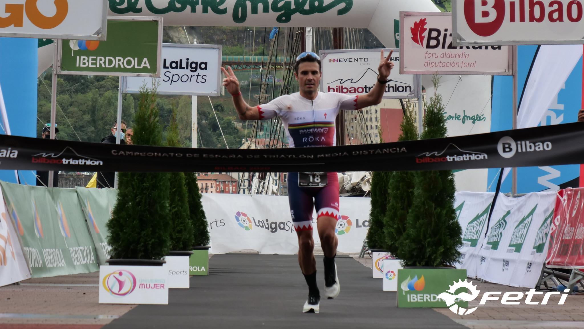 Bilbao Triathlon, Campeonato de España de Triatlón MD 2021, abre inscripciones