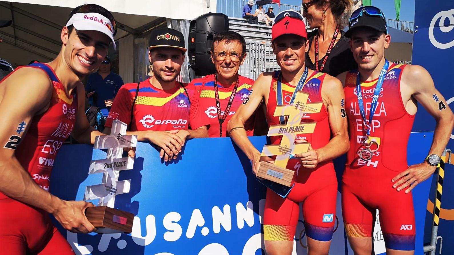 La FETRI destinara 100.000 euros en becas a los triatletas para ayudarles en un año difícil por la pandemia