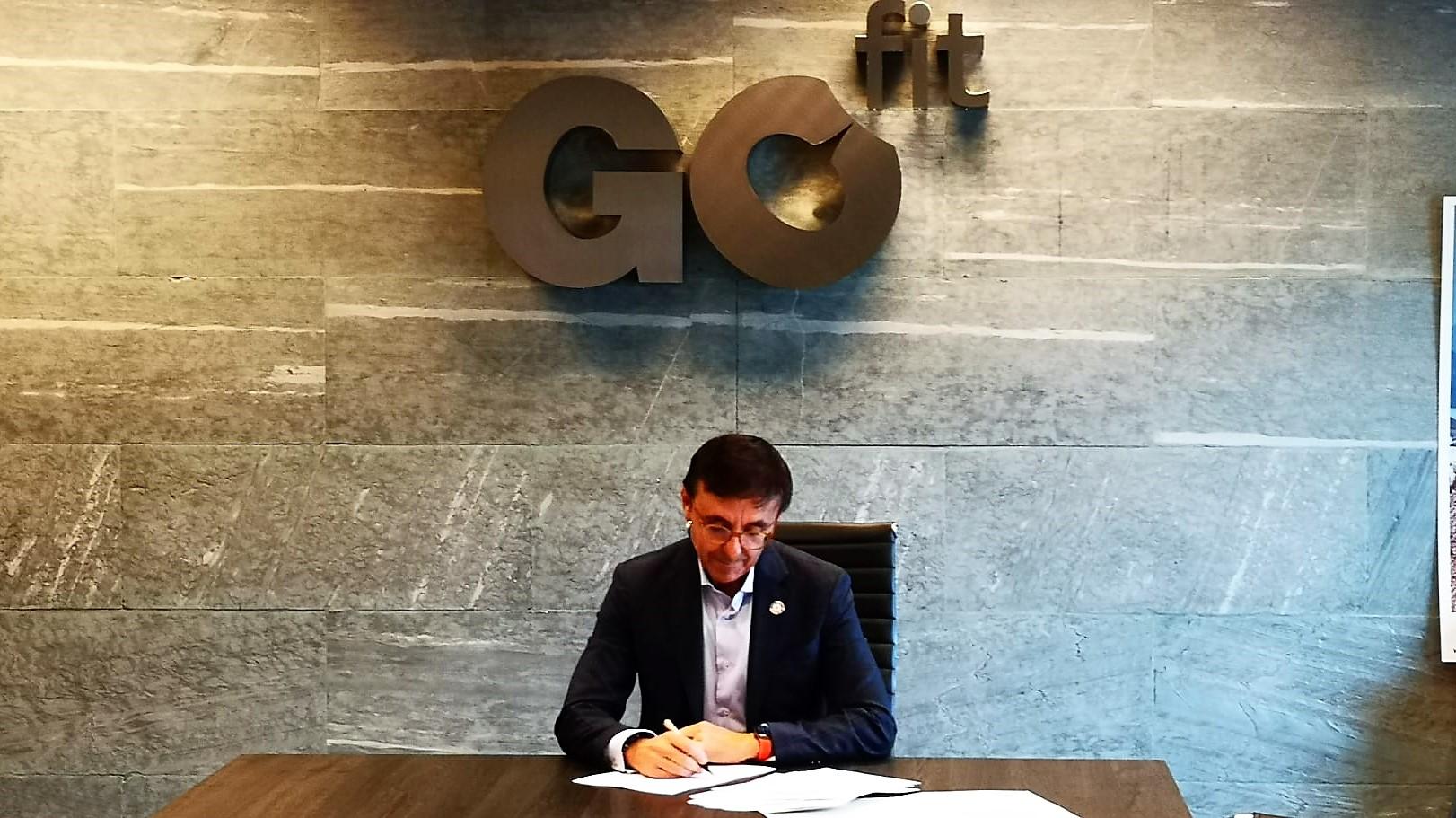 GO fit y la FETRI sellan su alianza para la temporada 2021