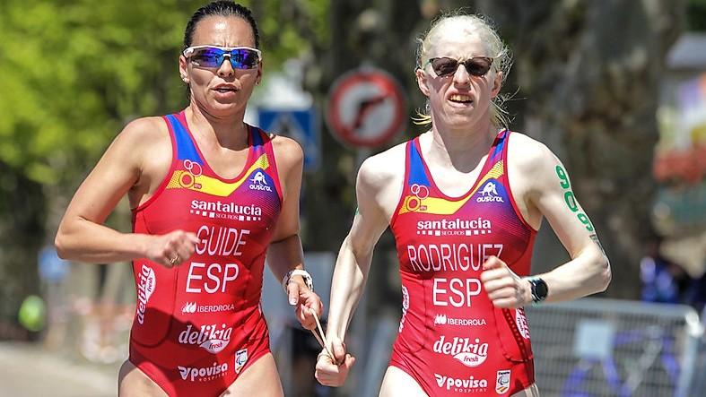 Susana Rodríguez, candidata española al Consejo del Comité Paralímpico Internacional