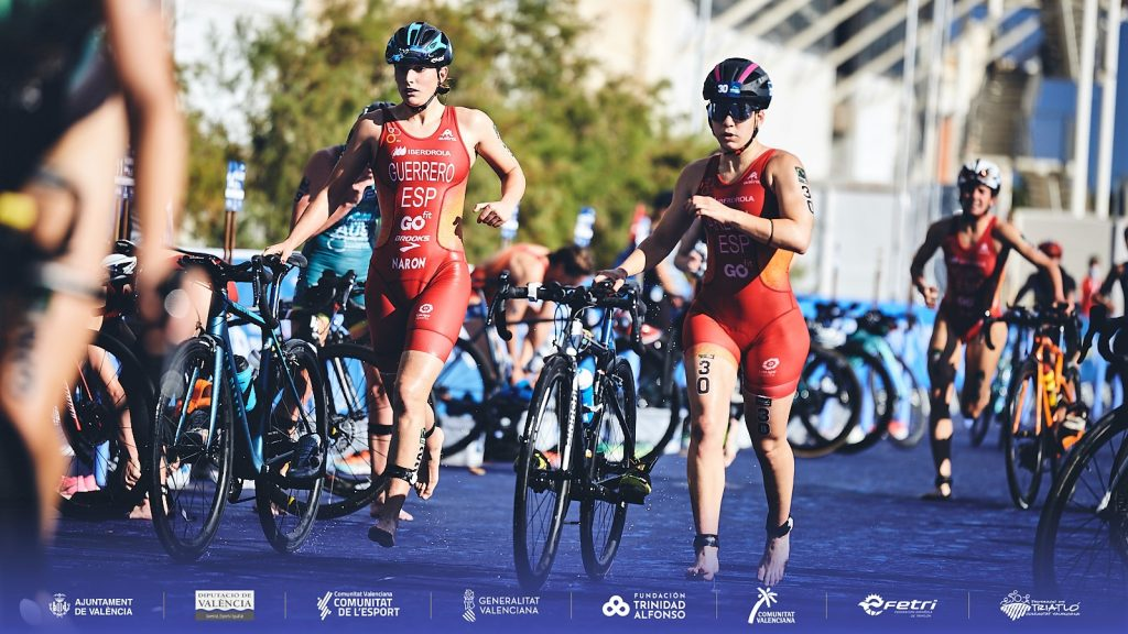 El Europeo de triatlón de Valencia se celebrará en el mes de septiembre