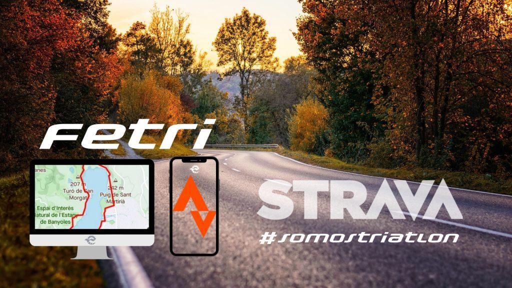 La Federación Española de Triatlón presenta el nuevo Club Strava FETRI