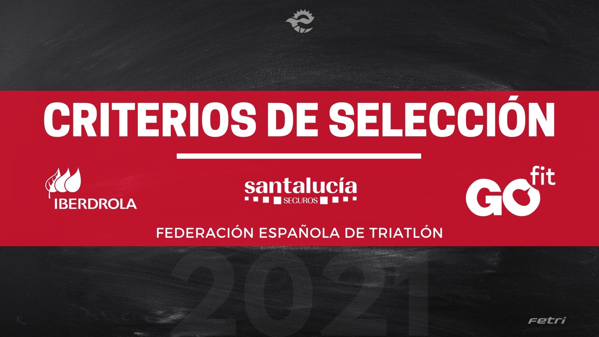 Actualización de los Criterios de Selección FETRI 2021