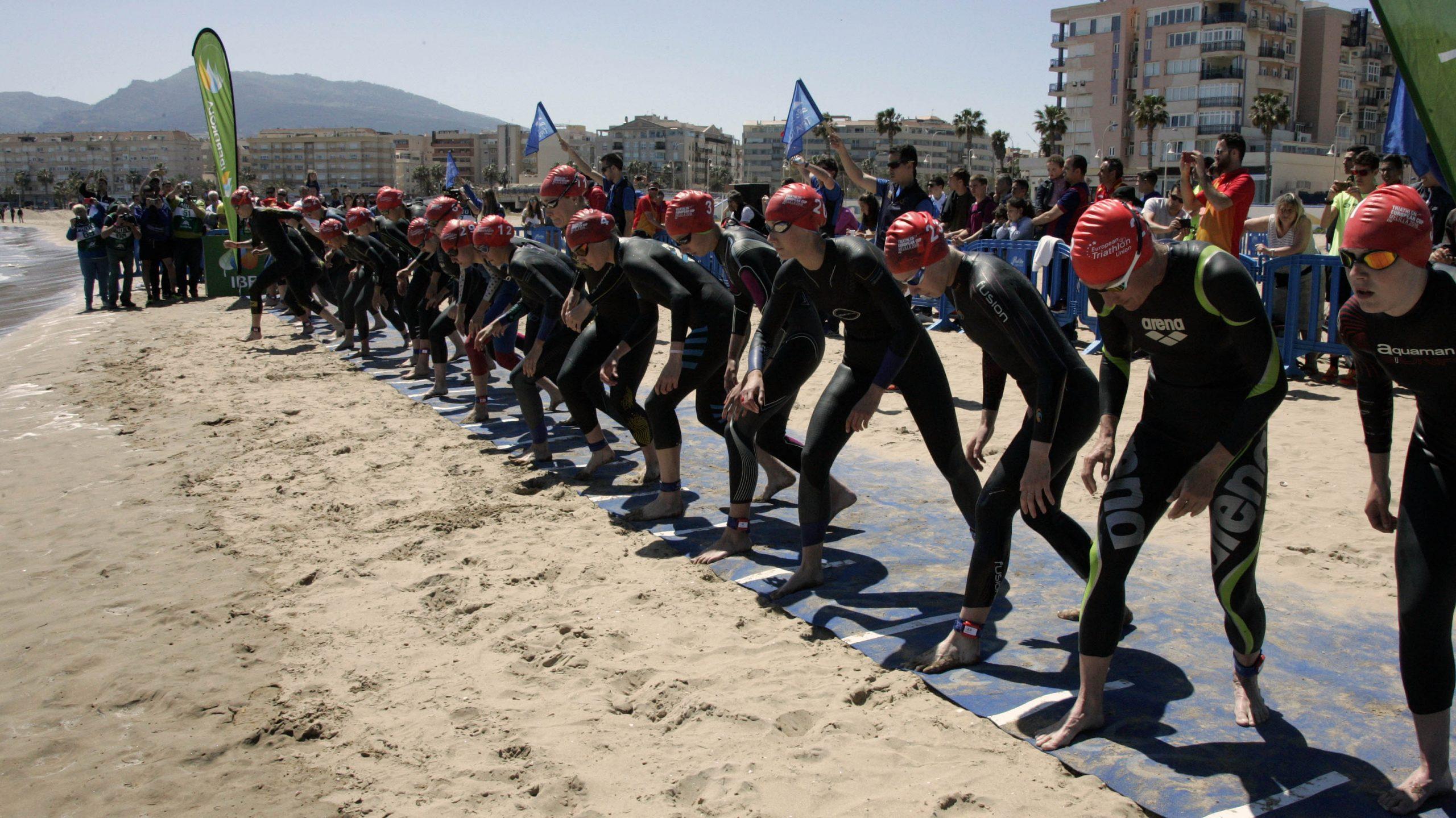 Melilla blindará una sede de diez mil metros cuadrados para la disputa de la Copa de Europa de Triatlón 2021