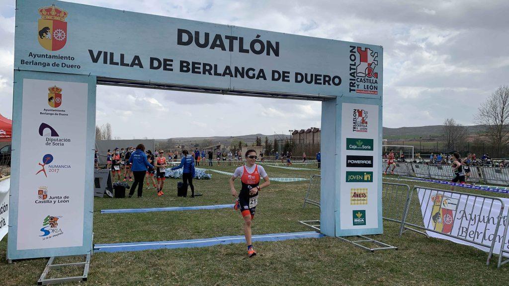 Marina Muñoz, Premio Pódium al Mejor deportista promesa 2020 en Castilla y León