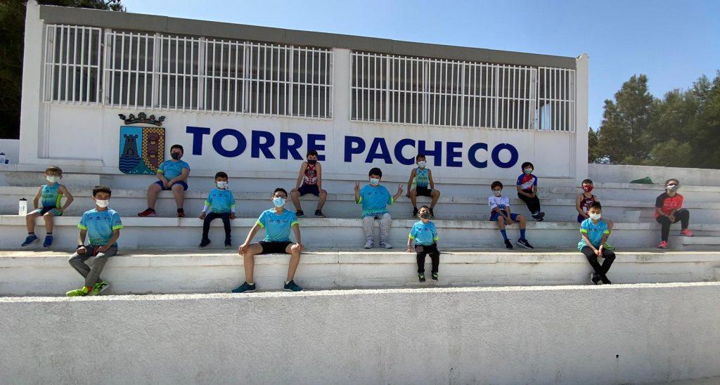 La Federación de Triatlón de la Región de Murcia celebra su I Concentración de Escuelas de Menores