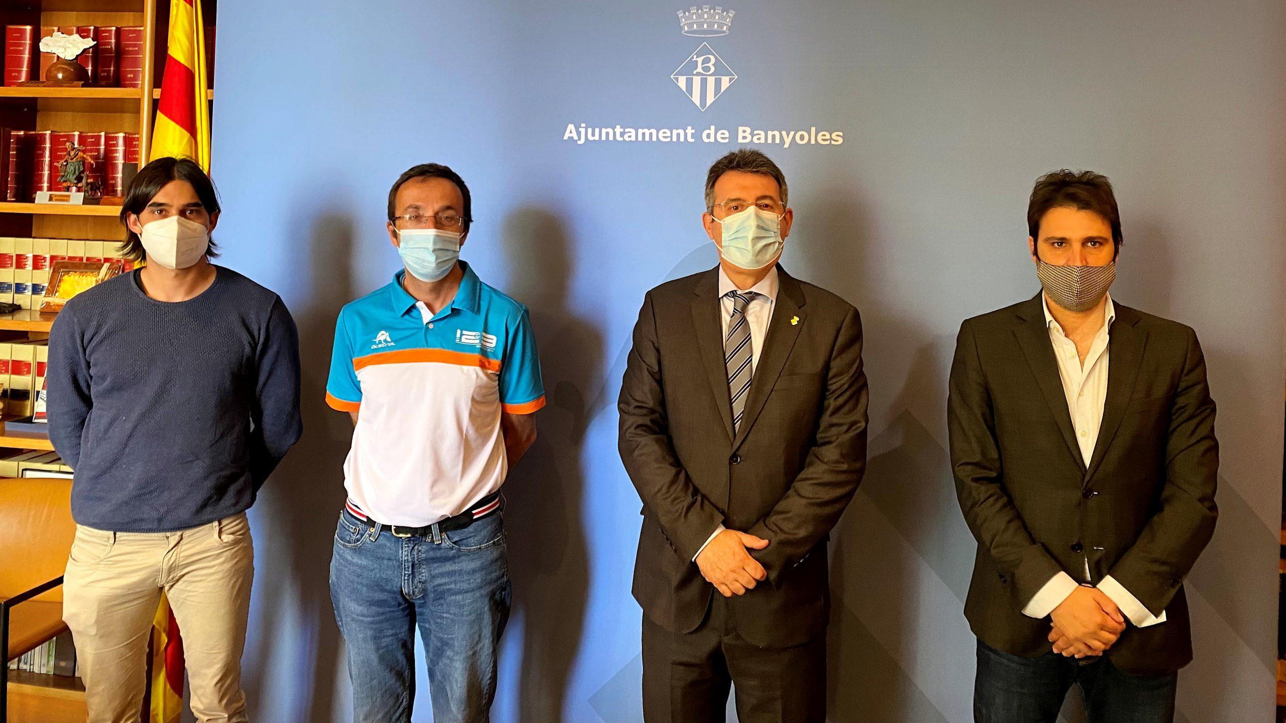 Banyoles preparada para acoger la Copa de Europa Junior y el Campeonato de España de Triatlón