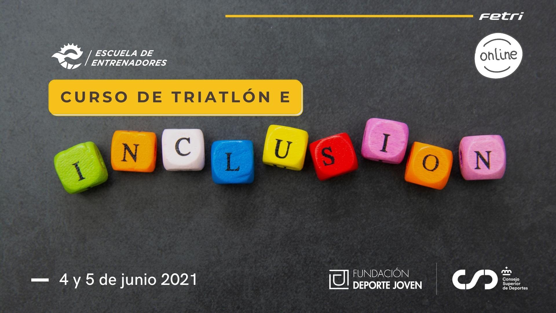 Presentación y apertura de inscripciones para el Curso de Triatlón e Inclusión de la Escuela Nacional de Entrenadores
