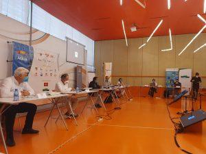 ADESP reúne a los Presidentes de las Federaciones Españolas de Deportes de Agua para trabajar en favor del medioambiente, el turismo deportivo y la generación de riqueza