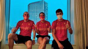 Miriam Casillas, Fernando Alarza y Antonio Serrat, nuestra Triarmada en el debut de las Series Mundiales