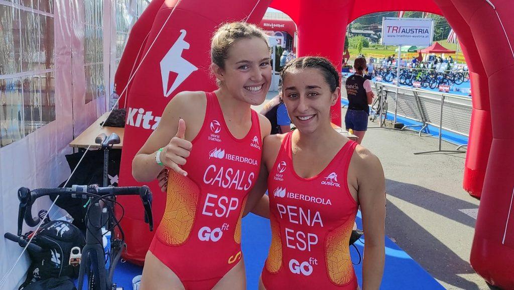 La Triarmada ya está en Kitzbühel para los Campeonatos de Europa Sprint