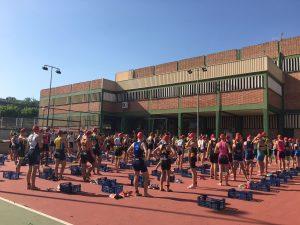 Récord de licencias escolares de triatlón en la Comunitat Valenciana