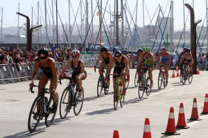 Cidade de Lugo Fluvial lidera la Liga Ibedrola y la Liga Masculina de Triatlón antes de las jornadas de A Coruña