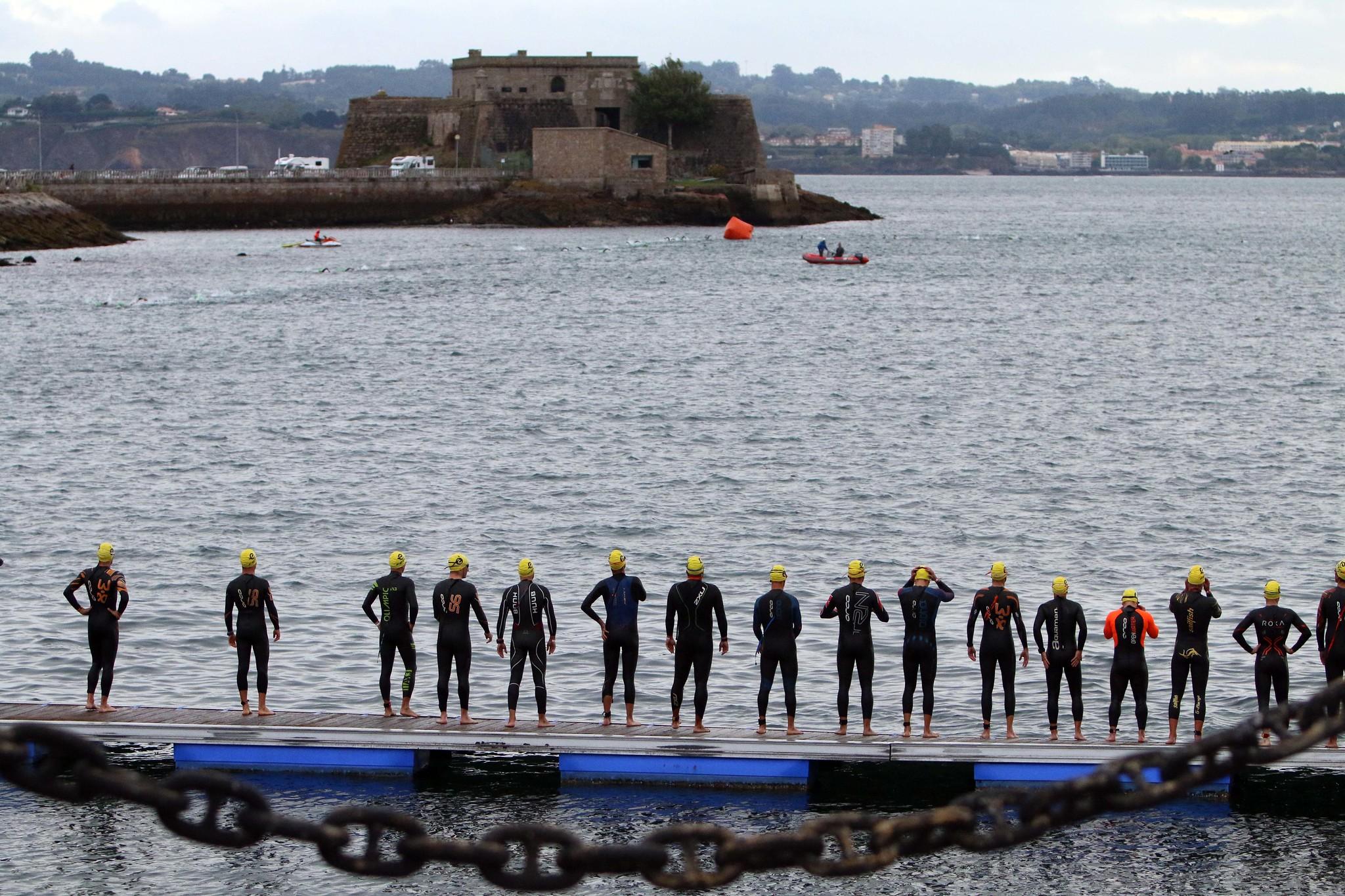 A Coruña se prepara para recibir el mejor triatlón nacional y paratriatlón internacional los próximos 19 y 20 de junio