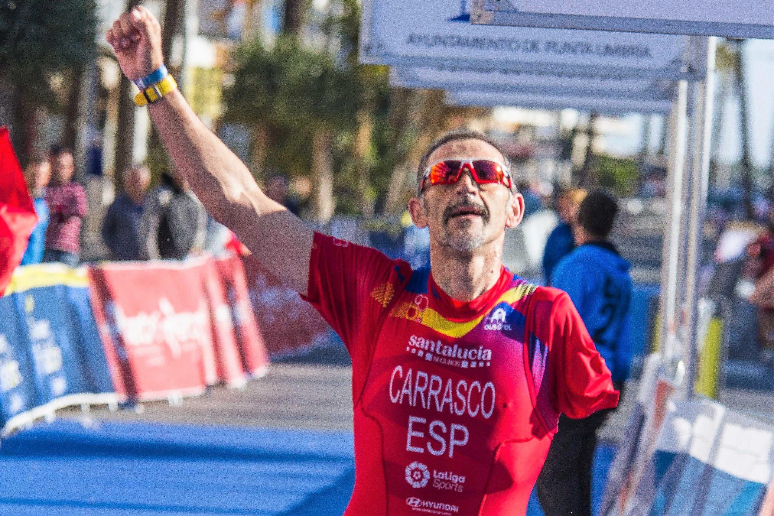Kini Carrasco, distinguido con la Medalla de Extremadura