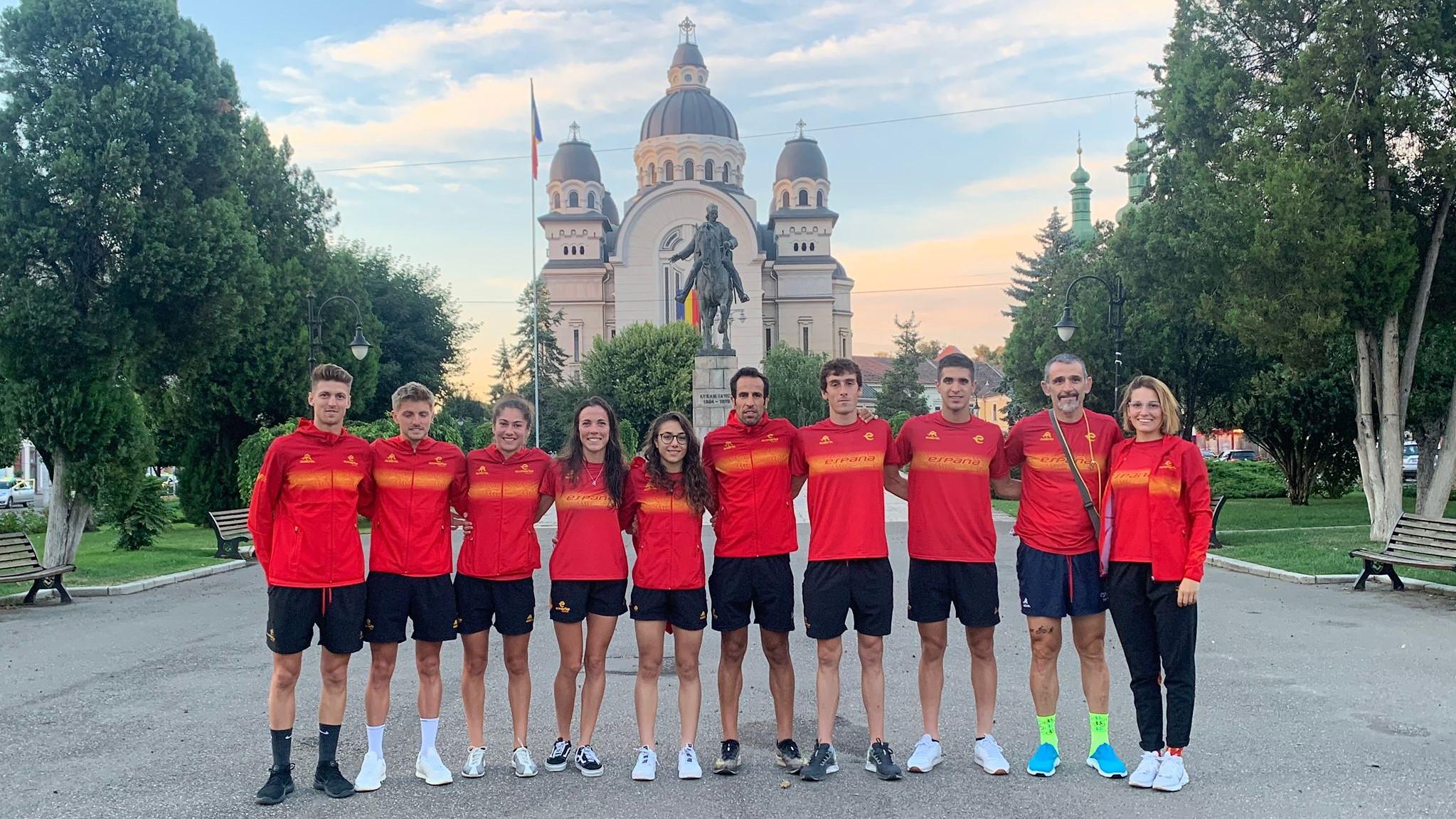 El Campeonato del Europa de Duatlón vuelve a Targu Mures opciones españolas de medallas