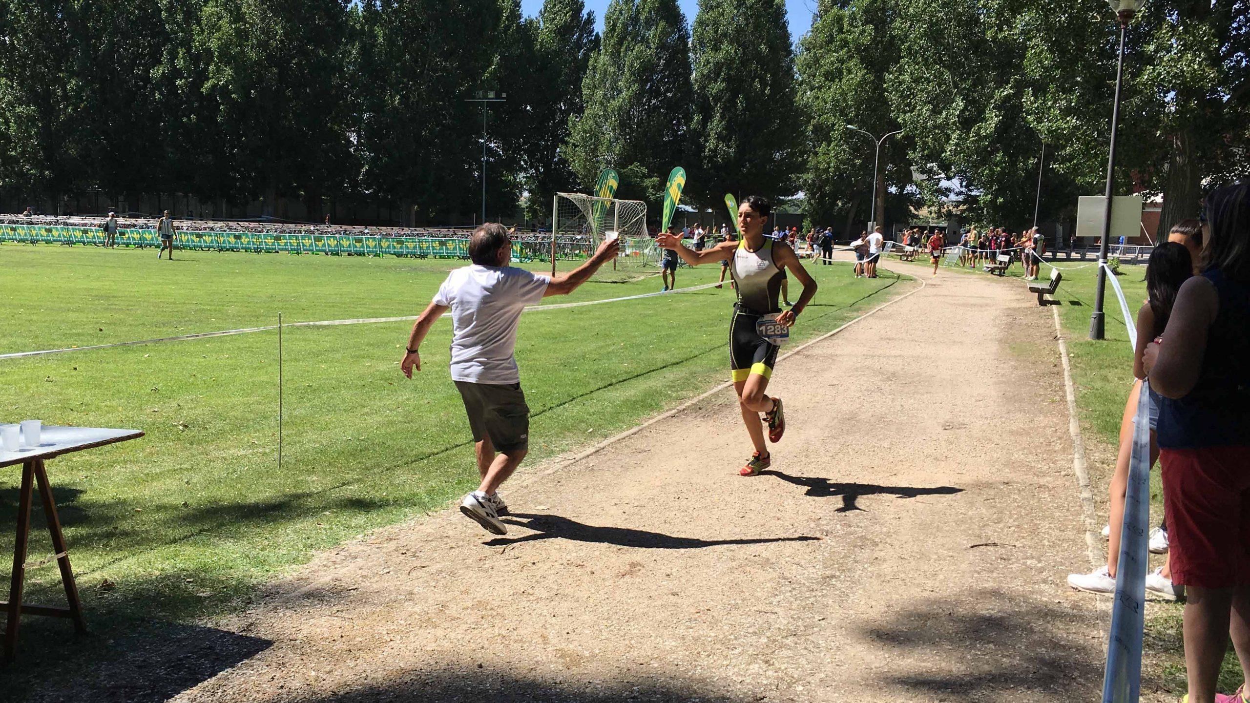 Almazán se prepara ante un intenso fin de semana con Campeonato de España por Autonomías en Edad Escolar, clasificatorio nacional y campeonato regional de Triatlón