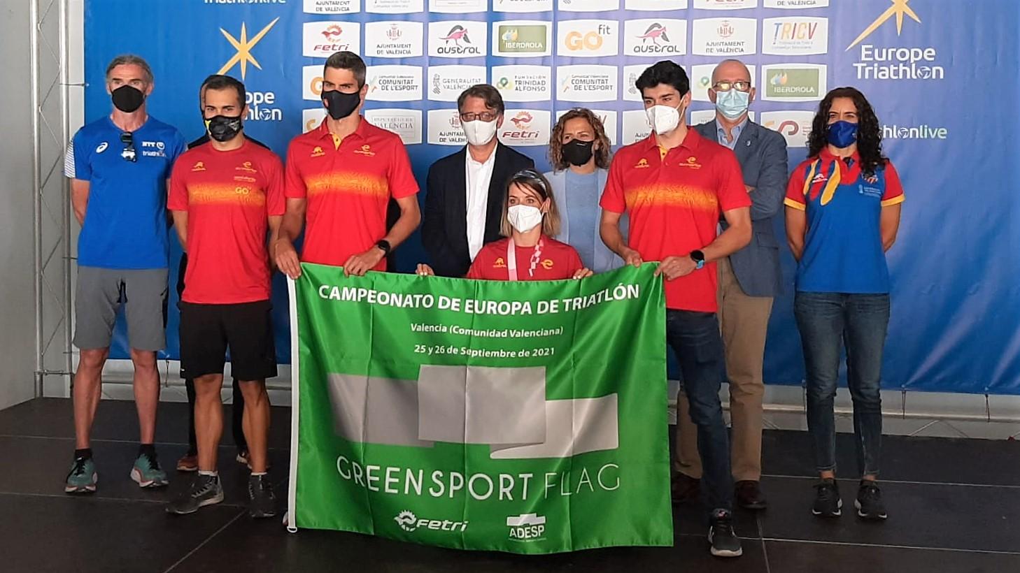 Valencia, primera ciudad en celebrar un Campeonato de Europa de Triatlón tras la pandemia