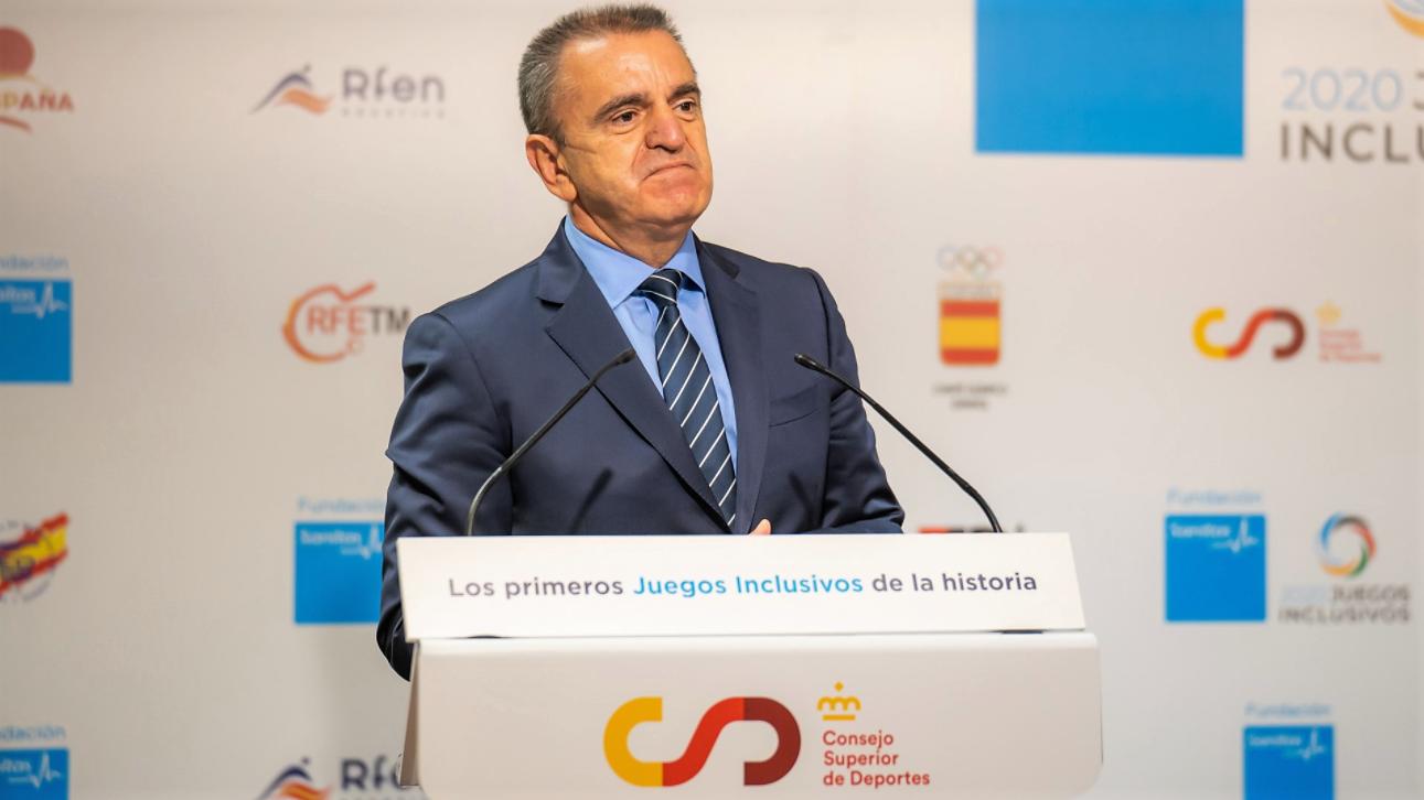 Fundación Sanitas impulsa los primeros Juegos Inclusivos de la historia