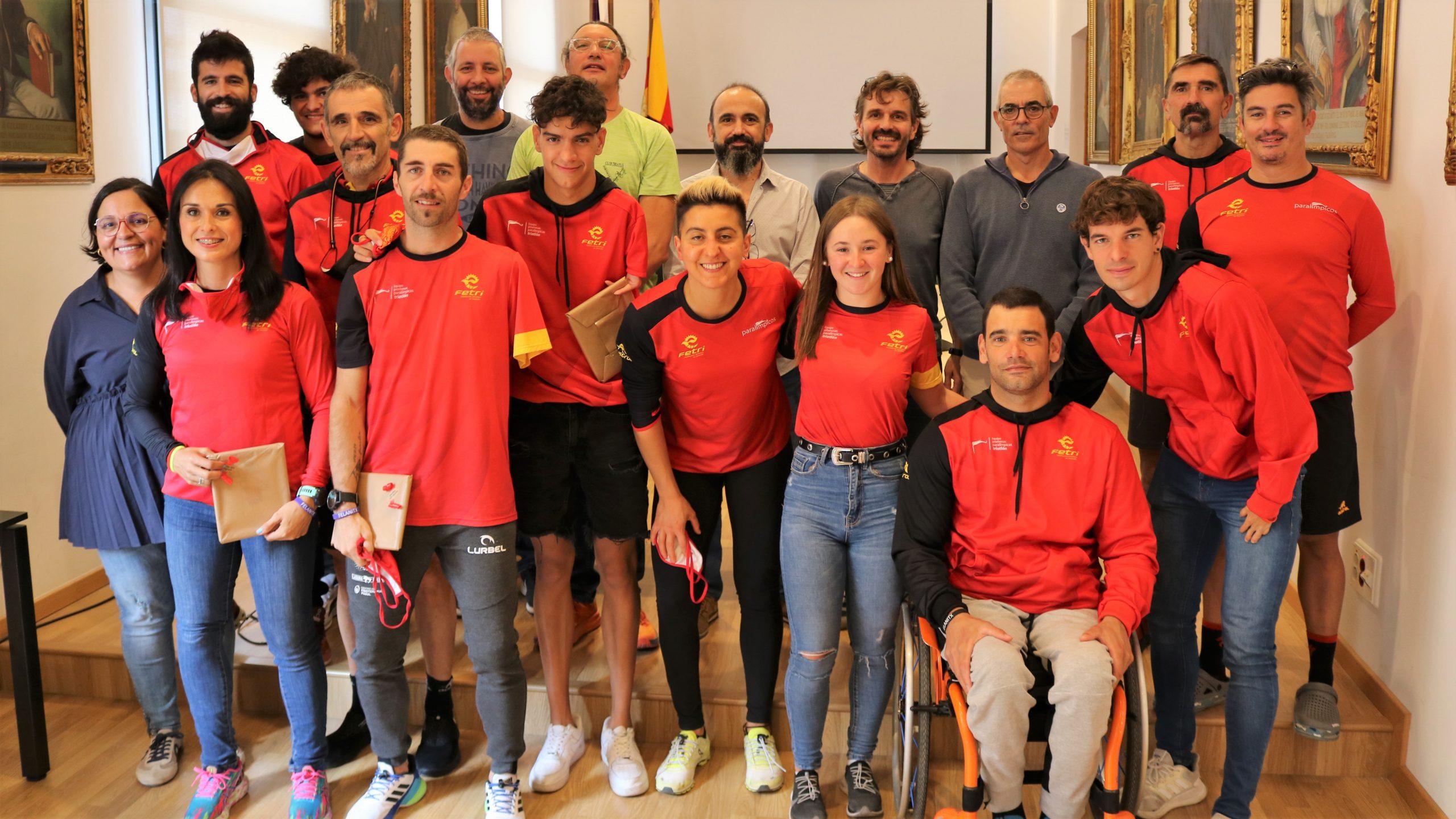 El programa de Promesas Paralímpicas ha celebrado la segunda concentración del año 2021 en Felanitx