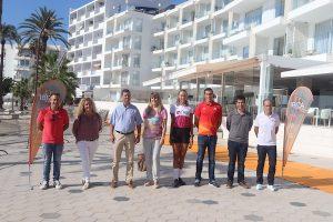 El domingo se celebra el Half Triathlon Ibiza, penúltima prueba de la Copa de España de Triatlón MD y LD