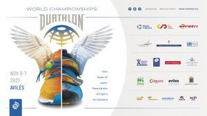 El Mundial de Duatlón de Avilés pone en marcha su programa de voluntariado y presenta su cartel